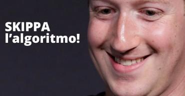 Come rendere più visibili i post su Facebook senza pubblicità nel 2016