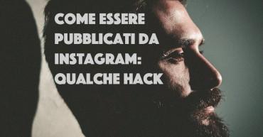 come essere pubblicati da instagram hacks