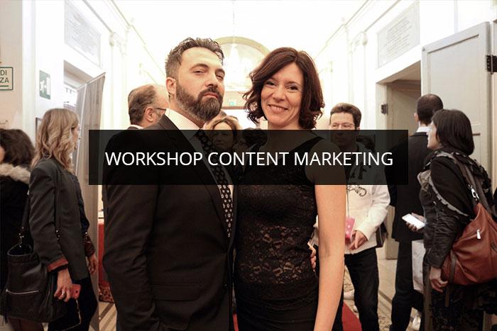 Corso content marketing
