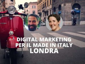 corso digital marketing londra