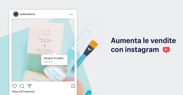 come vendere con instagram e shopify