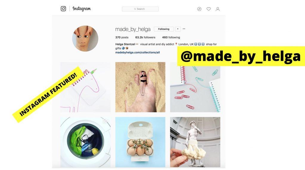 instagram Helga