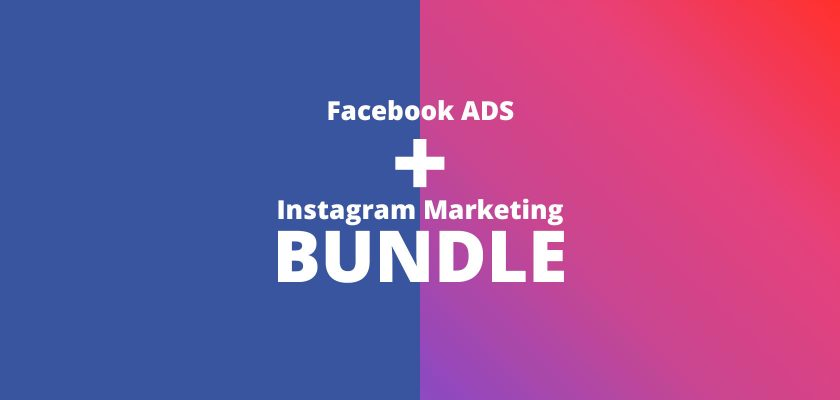 corso facebook ads e instagram marketing bundle