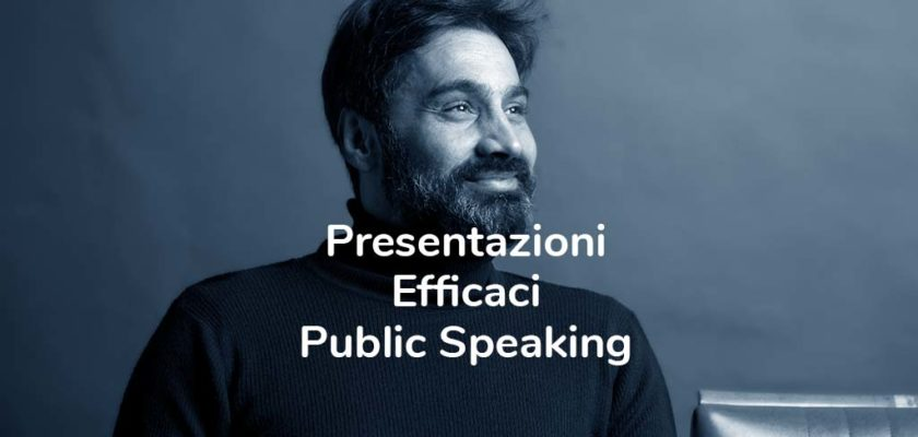 corso presentazioni efficaci public speaking