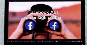 facebook ads consigli pratici