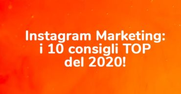 instagram marketing nel 2020